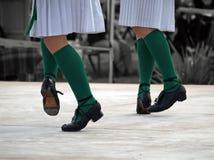ноги танцы Стоковое фото RF