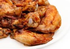 ноги цыпленка Стоковая Фотография