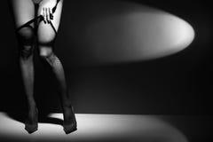 ноги длиной Стоковые Изображения