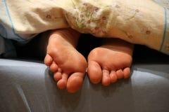 ноги Стоковое фото RF