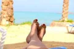 Ноги Стоковые Изображения RF