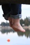 ноги Стоковые Фотографии RF