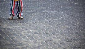 ноги s детей Стоковые Изображения