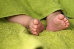 ноги s младенца Стоковая Фотография RF
