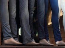 Ног-манекены Стоковая Фотография RF