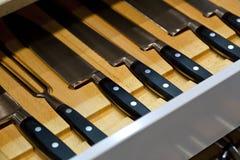 Ножи стоковое изображение