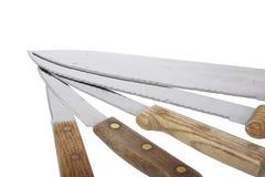 ножи стоковые изображения rf