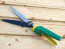 ножницы лужайки Стоковые Фото