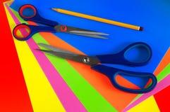ножницы Стоковая Фотография