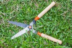 ножницы bush Стоковое фото RF