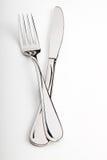 нож вилки Стоковые Фотографии RF