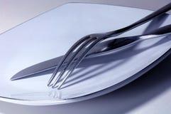 нож вилки Стоковая Фотография RF