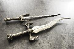 Нож войны Стоковое фото RF