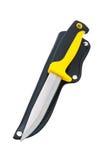 нож звероловства Стоковые Изображения