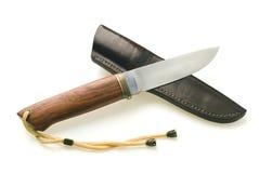 нож звероловства Стоковая Фотография RF
