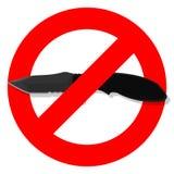 Нож значка бесплатная иллюстрация