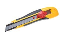 Нож канцелярских принадлежностей Стоковая Фотография RF