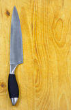 нож кухни вырезывания блока Стоковая Фотография RF