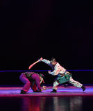 """Нож к  teenager†Пекина Opera""""Yue воевать-детей оружи-ночи Стоковые Изображения RF"""