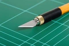 Нож ремесла Стоковая Фотография RF