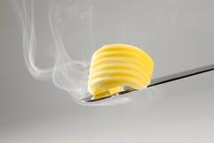 нож скручиваемости масла Стоковые Фотографии RF