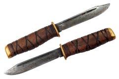 нож старый Стоковые Изображения RF