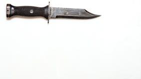 Нож УПЛОТНЕНИЯ военно-морского флота Стоковое фото RF