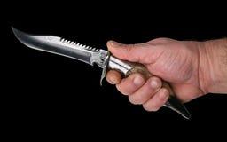 нож Стоковое Фото