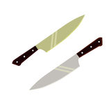 Нож стоковая фотография