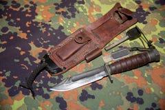 Нож стоковое изображение rf