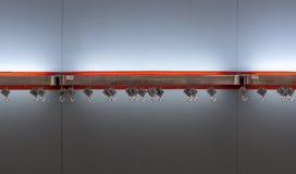 Номера шкафа Стоковое Изображение