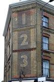 123 номера Стоковое Изображение RF