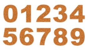 номера стоковые изображения rf