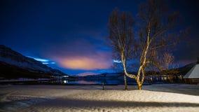 Норвегия выравнивая 2 Стоковая Фотография