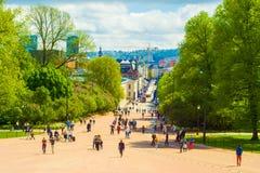 Норвегия Осло стоковые фото