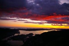 Норвегия Стоковые Фотографии RF