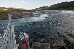 Норвегия, Hardangervidda Стоковые Фото