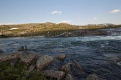 Норвегия, Hardangervidda Стоковые Изображения