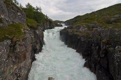 Норвегия, Hardangervidda Стоковое Изображение