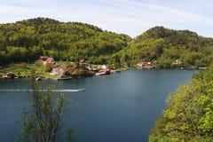 Норвегия - Sogne стоковое изображение rf