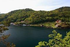 Норвегия - Sogne стоковое изображение
