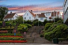 Норвегия stavanger Стоковое Изображение RF