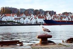 Норвегия stavanger Стоковая Фотография