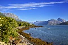 норвежец ландшафта Стоковые Изображения RF