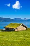 норвежец ландшафта Стоковые Изображения