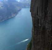 норвежец фьорда Стоковое Изображение RF
