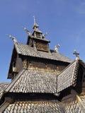 норвежец церков Стоковые Фотографии RF