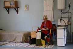 Норвежская женщина Стоковое фото RF