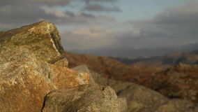 Норвежский камень стоковое фото rf
