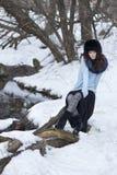 нордическая женщина Стоковое Изображение RF